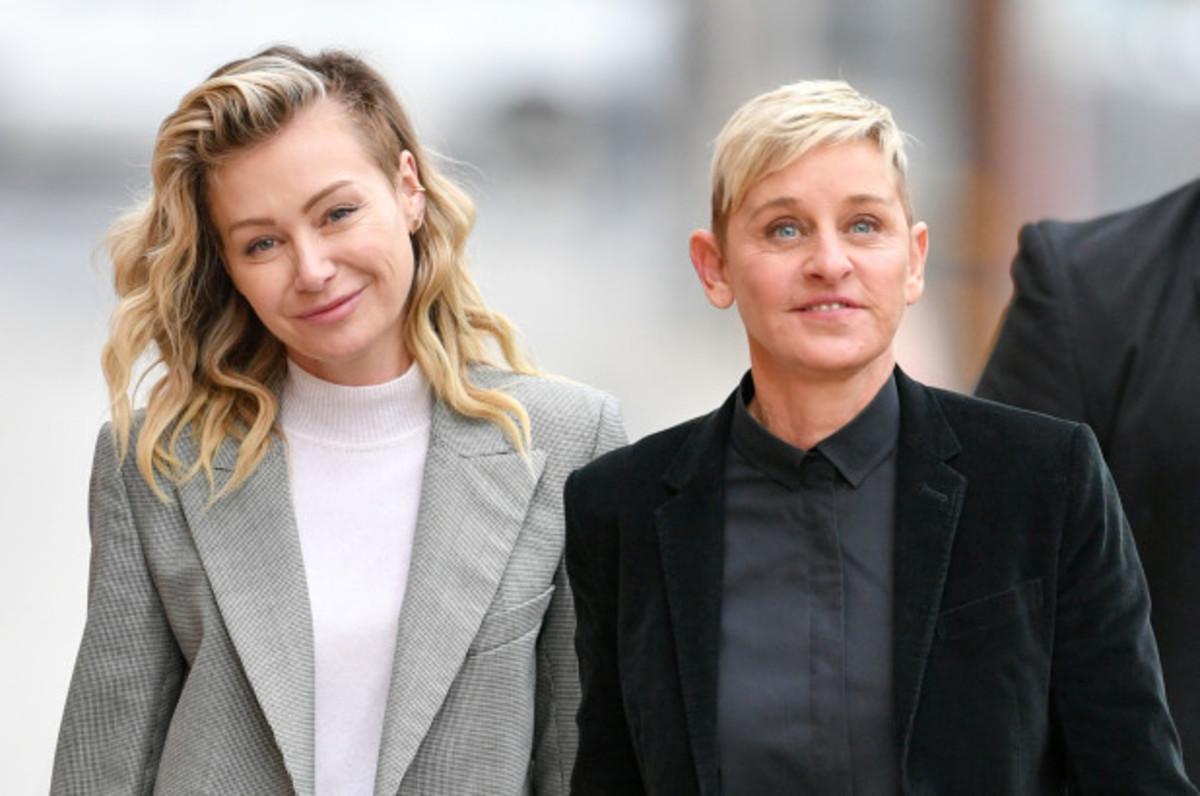 Ellen Degeneres and Portia Rossis' Zodiac Compatibility