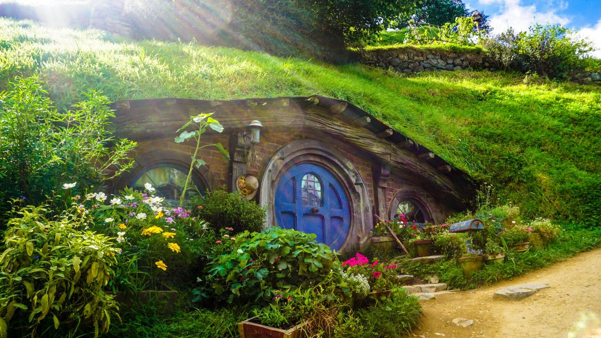 Hobbits of The Shire