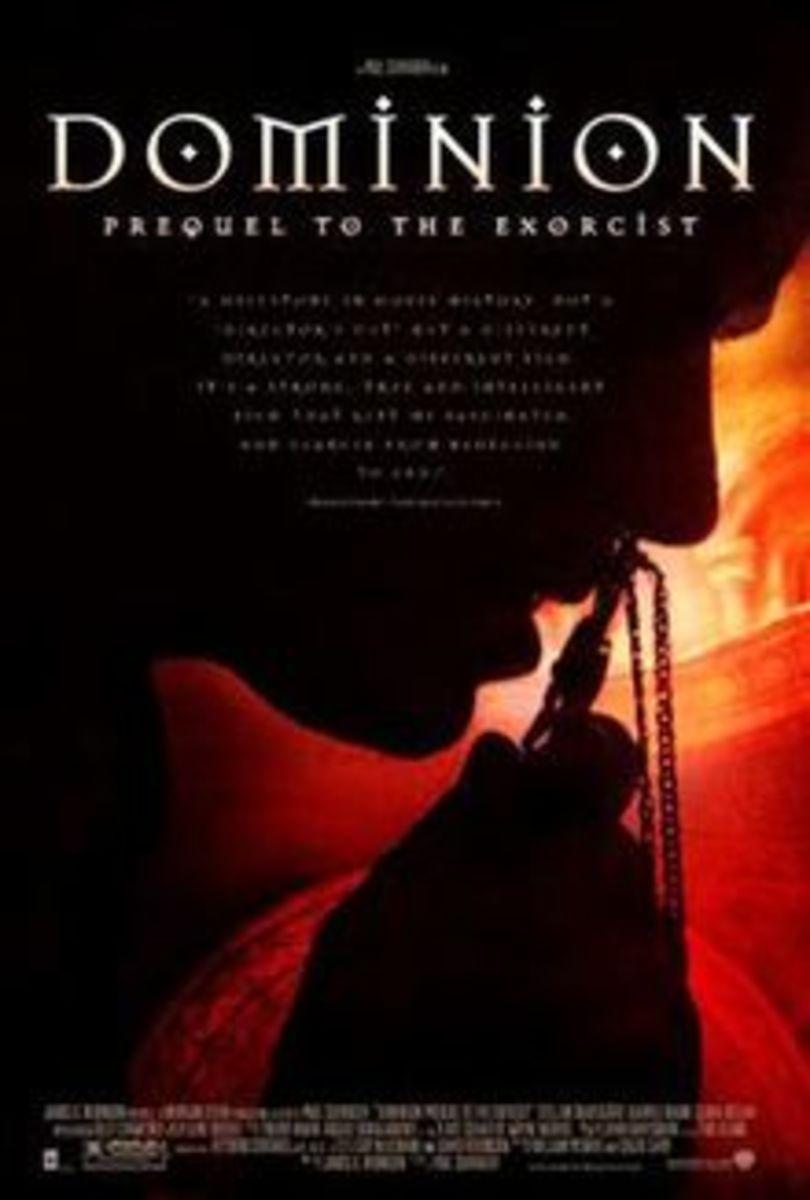 Dominion: Prequel to the Exorcist (2005) - Paul Schrader - Slight Improvement?