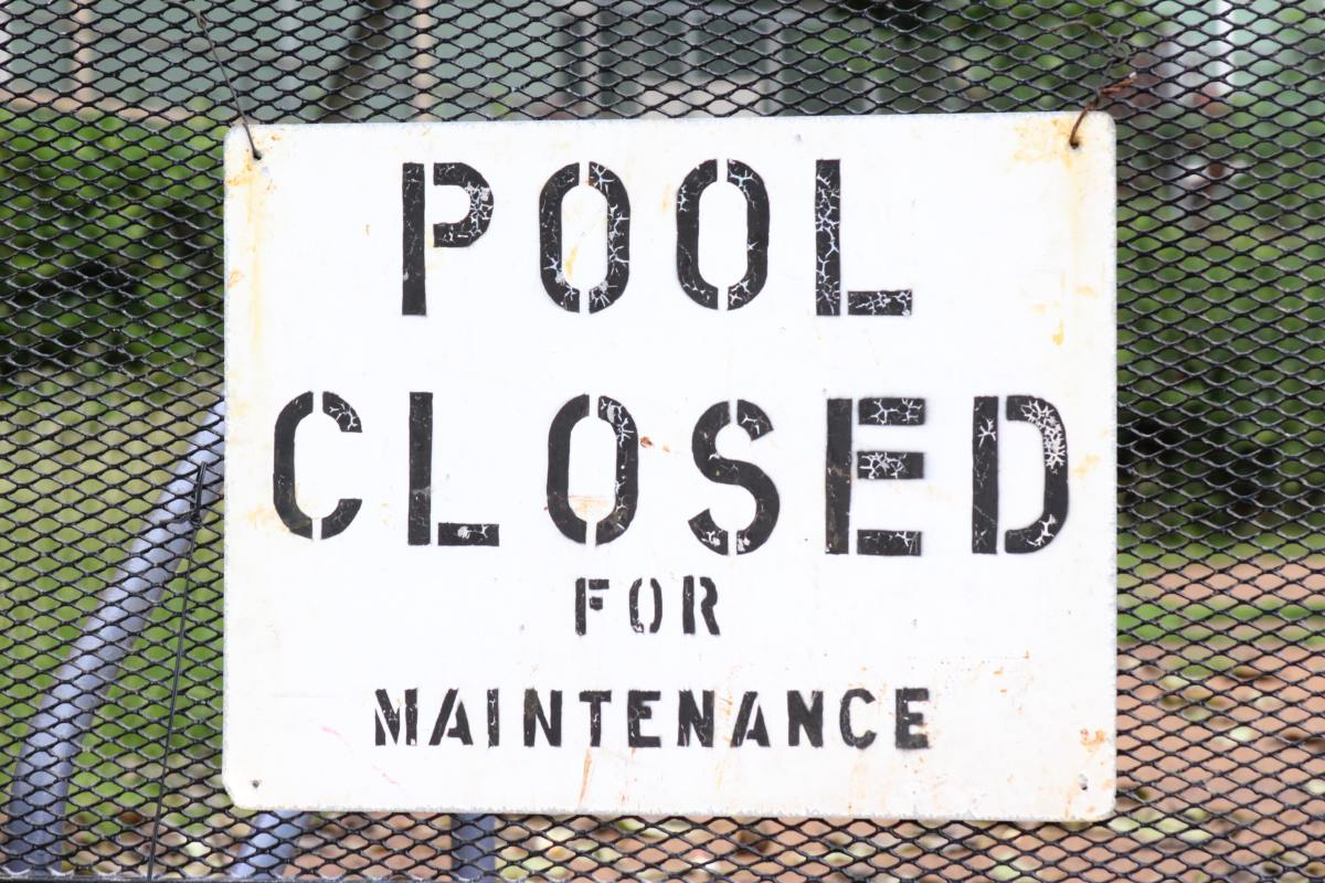 A few tips and tricks will keep your pool open for business all year.