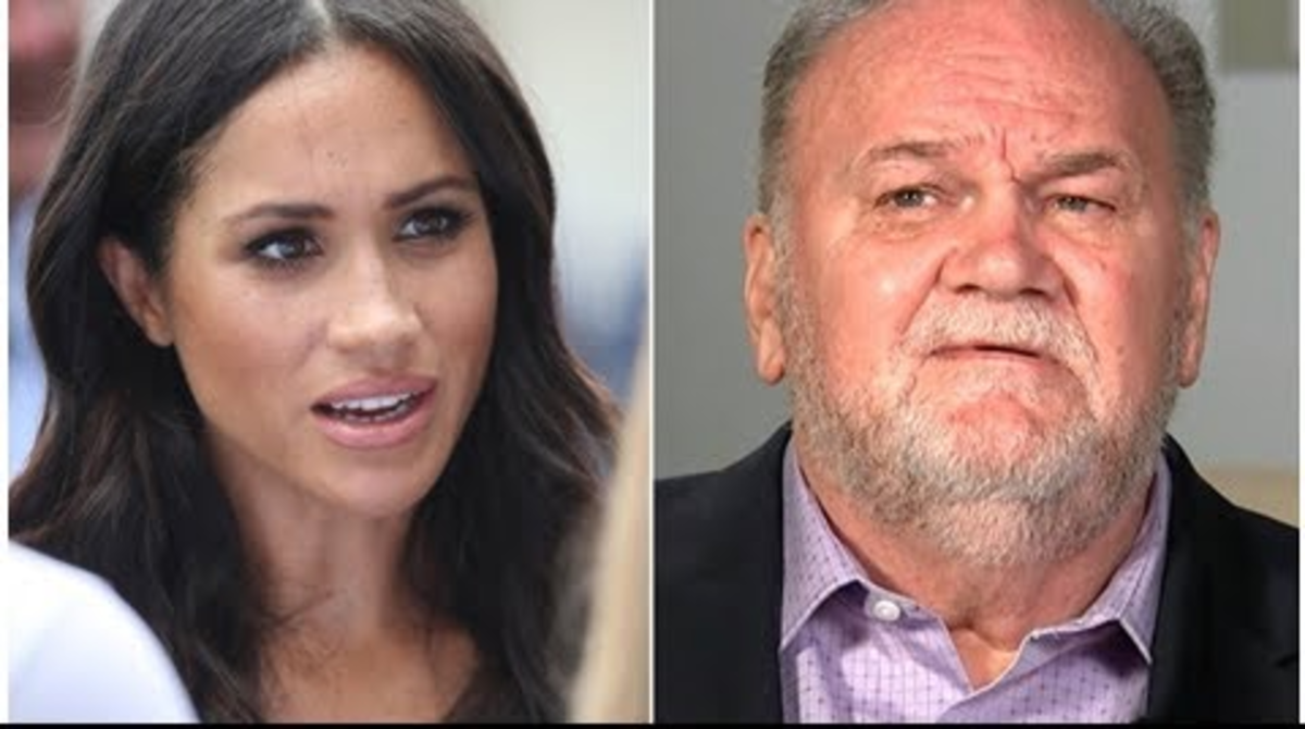 Meghan Markle's Dad Requesting One Thing From Her