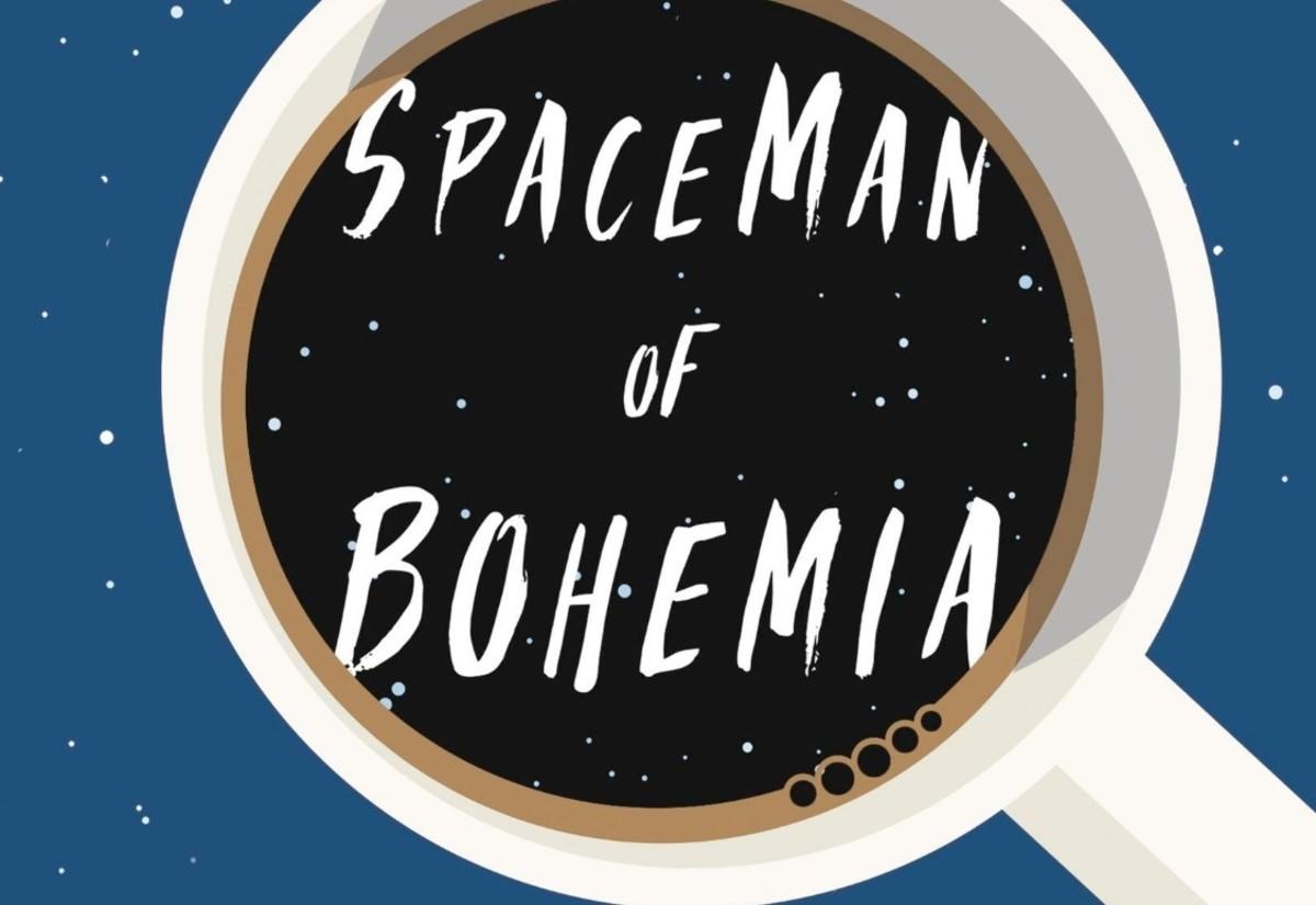 Spaceman of Bohemia book cover