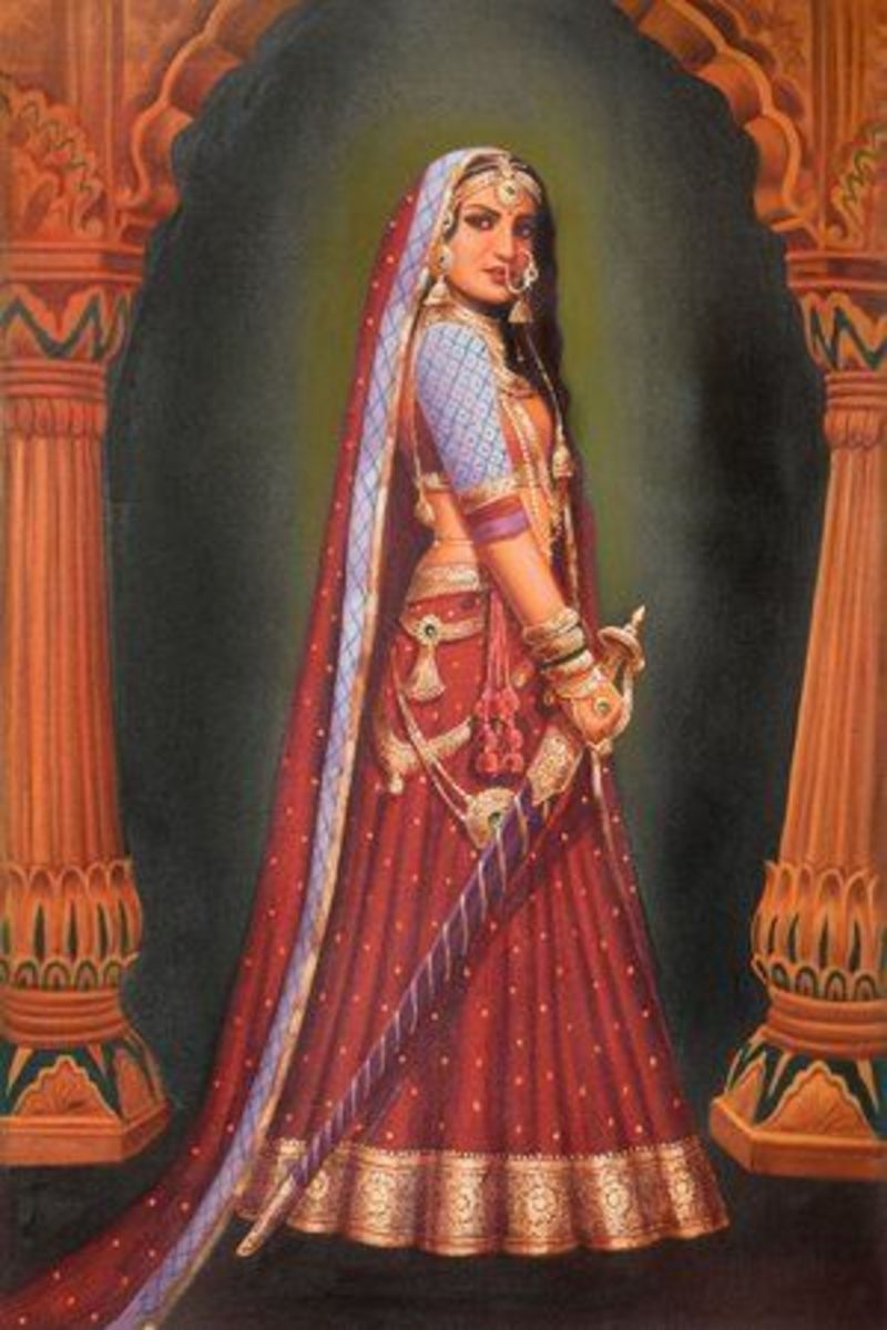 goddess-of-inspiring-revolutionaries-the-queen-of-jhansi-rani-lakshmibai