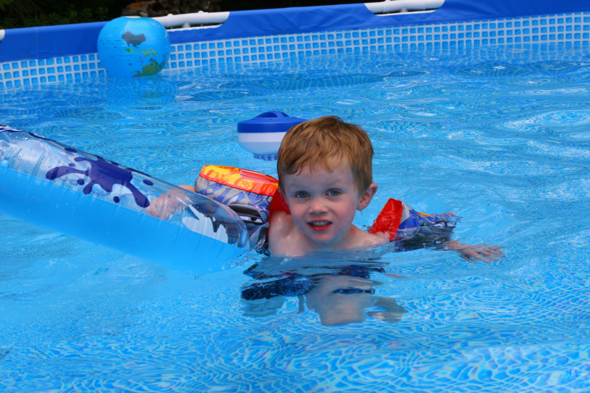 A properly cared-for Intex pool will create a fun swimming environment for years!
