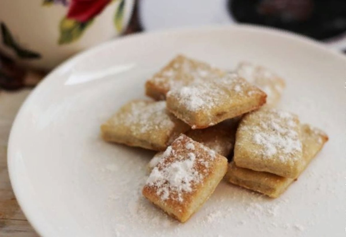 Delicious Cookies With Halva for Tea and Coffee, Recipes With Photos
