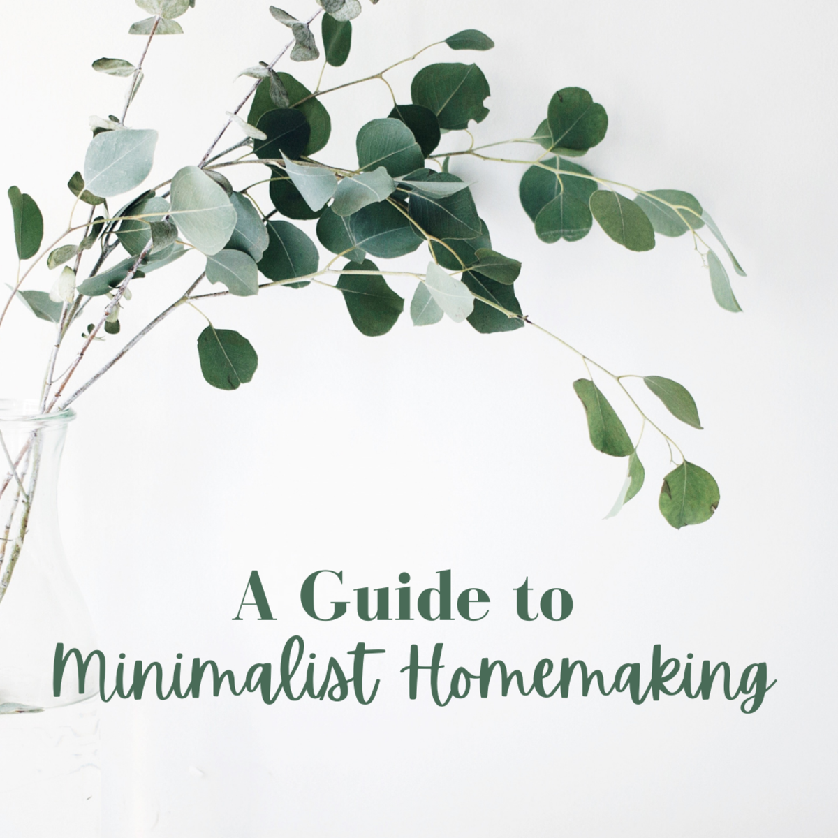 Simplify your cleaning routine, decor, and style utilizing the fundamentals of minimalist homemaking.