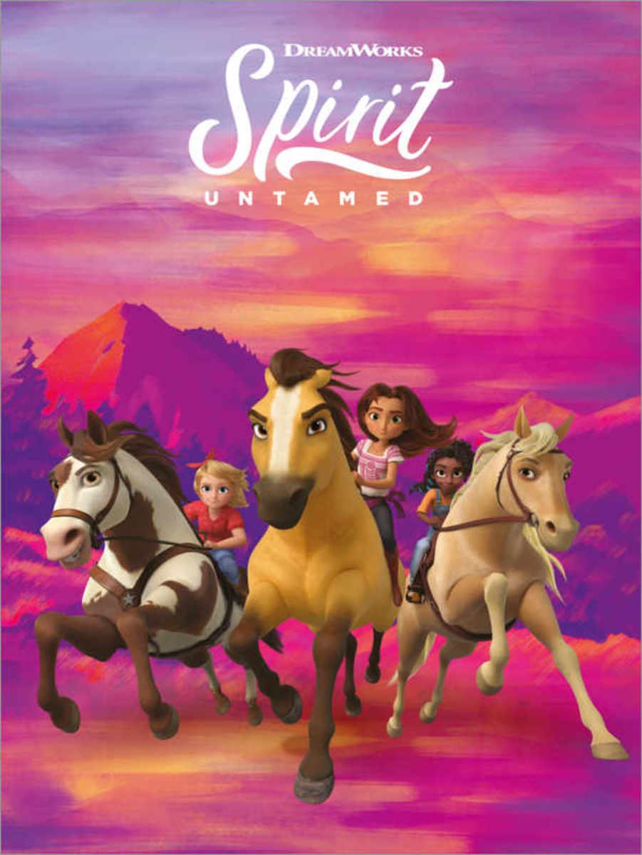 """Spirit: Untamed"" Poster"