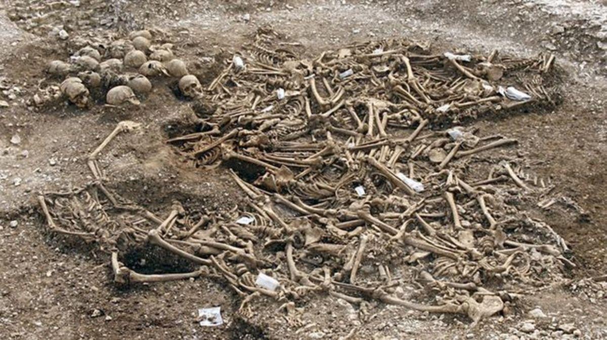 Mass Grave at Poveglia