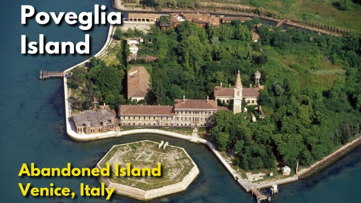 Italy's Haunted Island: Poveglia, the Island of Ghosts