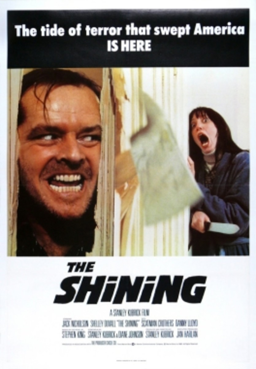The Shining (1980) - Stanley Kubrick - #2 of The 100 Greatest Horror Movies of all Time (Spoilers)