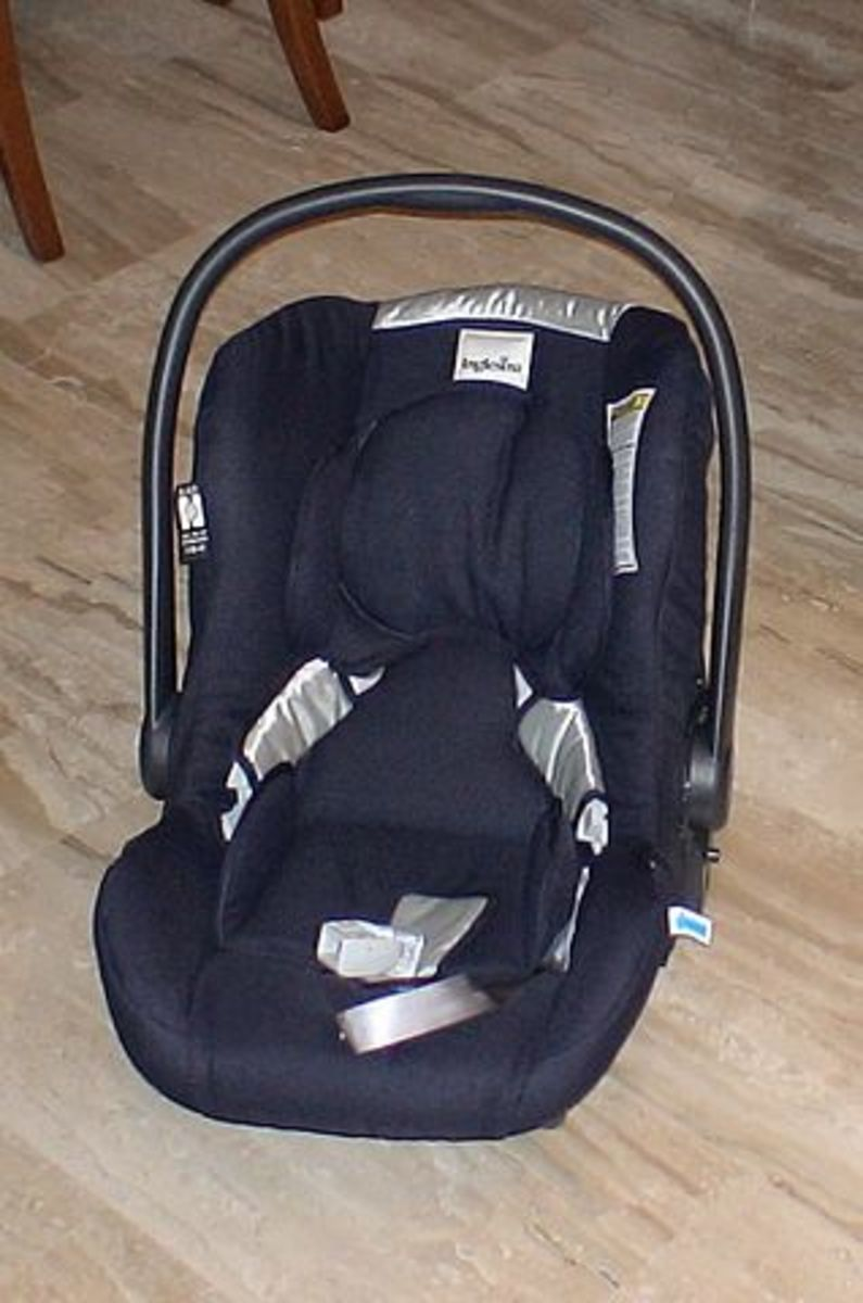 The Freeloader Child Seat Backpack Update: Shark Tank Season 5, Episode 3