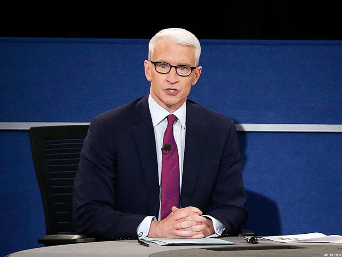 CNN - Anderson Cooper
