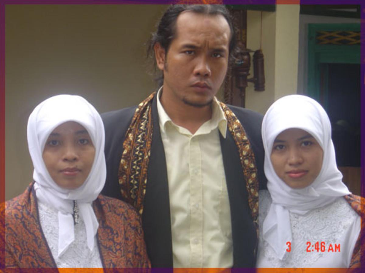 The true polygamy I