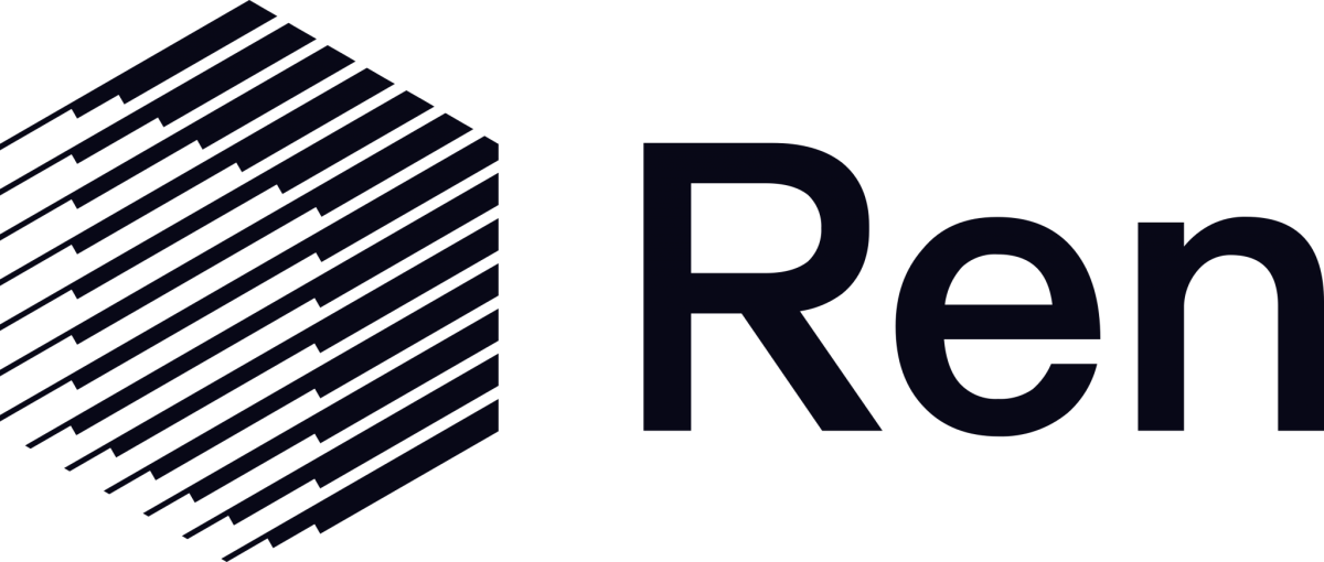 The Ren logo