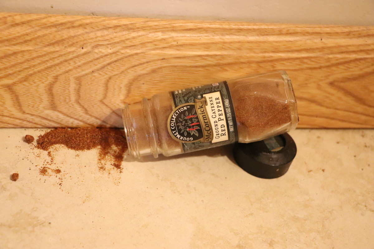 Cayenne pepper does not kill ants, but it works as a powerful deterrent.