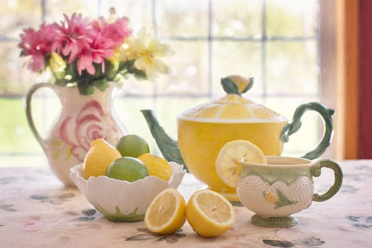 Teapot Style Kitchen