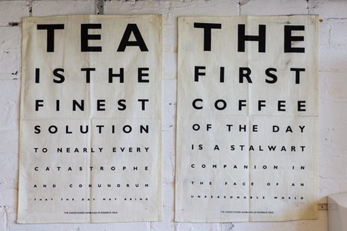 Tea/Coffee Sayings