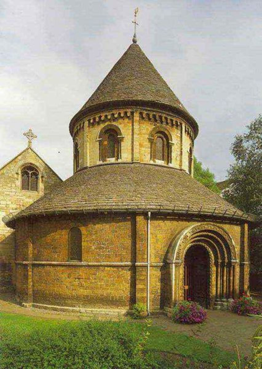 Church of the Holy Sepulchre, Cambridge.