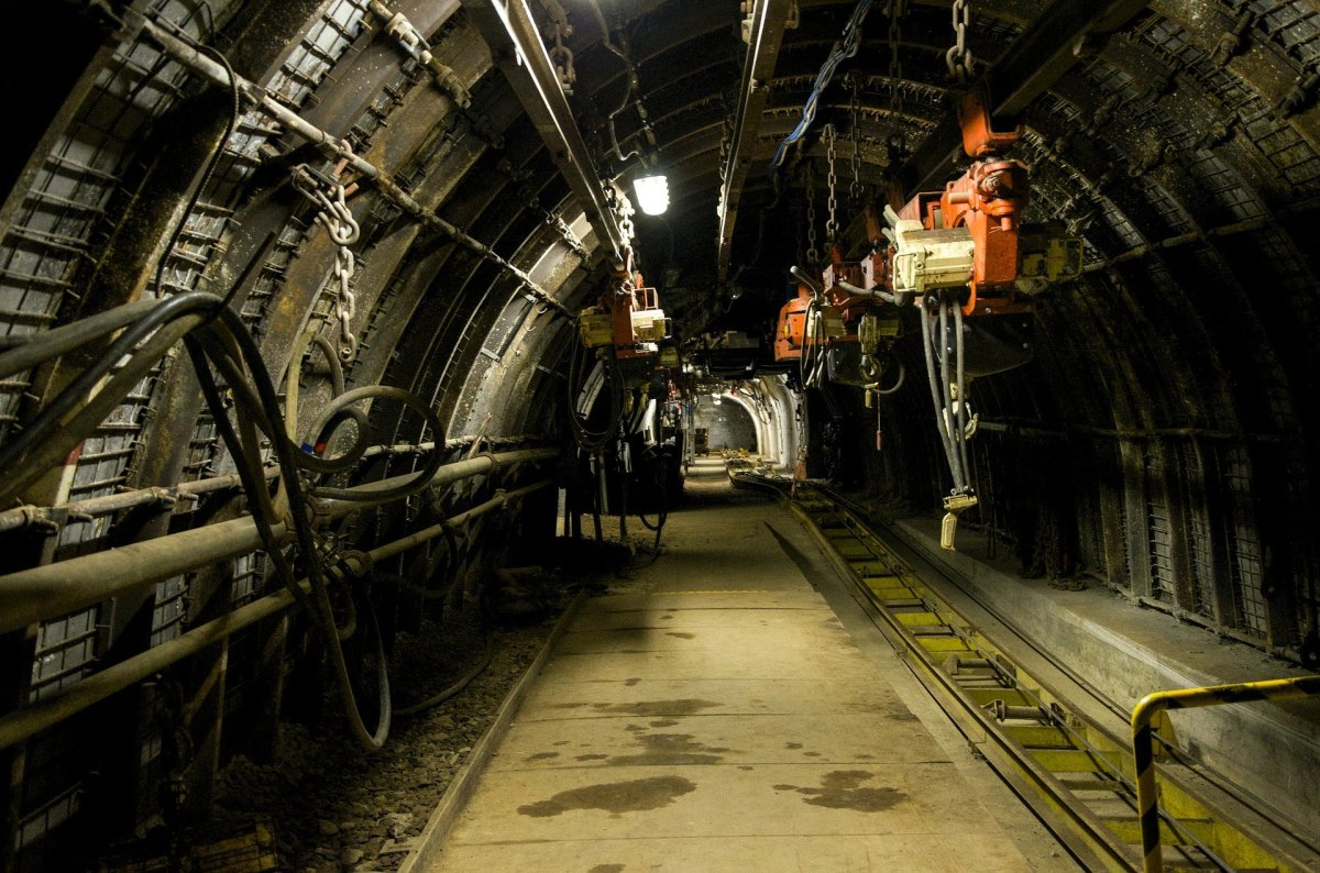 Stoke-on-Trent Is Sinking - Into the Thousands of Disused Mines Beneath It