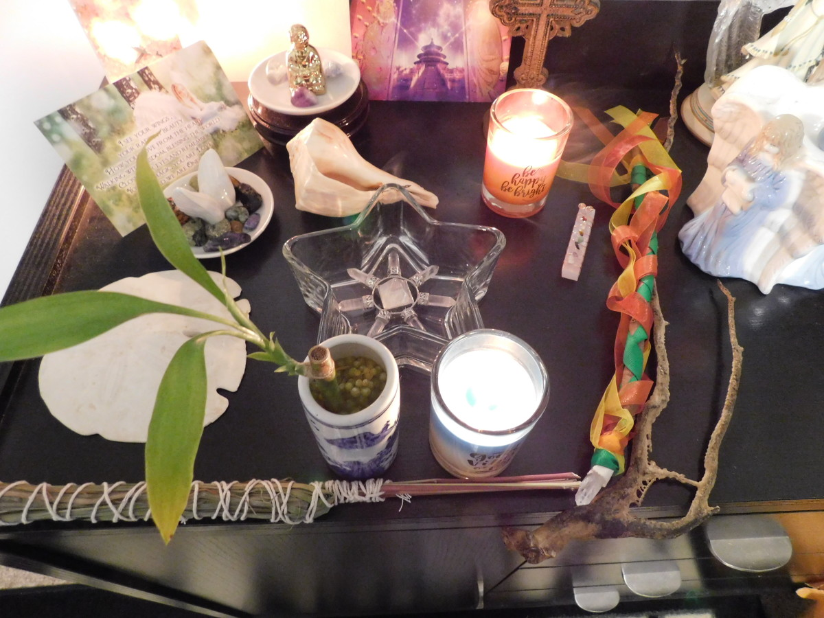 One of my Personal Altars