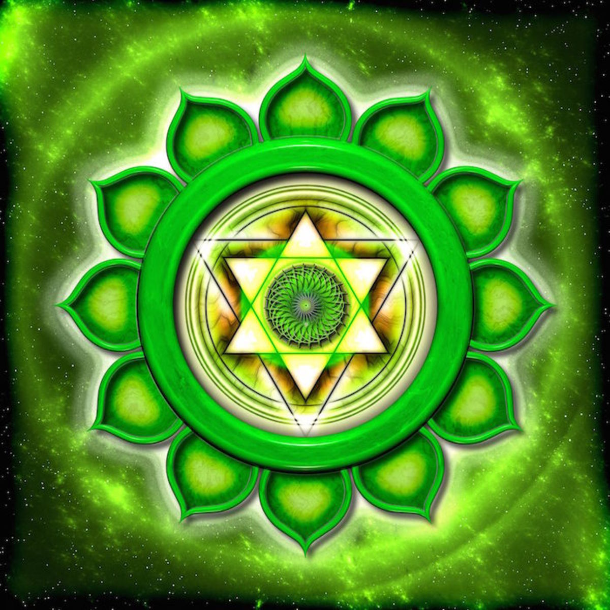 The heart chakra, or Anahata in its original Sanskrit name, colors our life with compassion, love, and beauty. Driven by the principles of transformation and integration, the fourth energy center is said to bridge earthly and spiritual aspirations.
