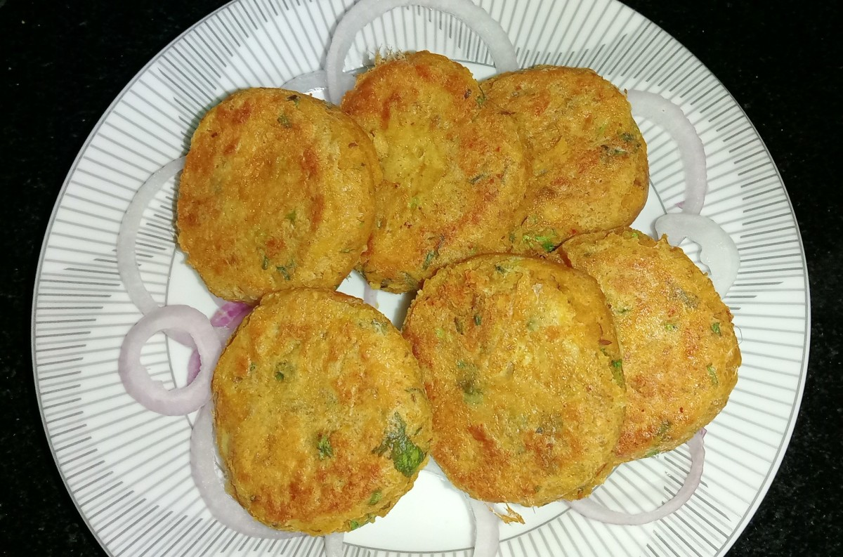 Shami Kabab: A Succulent Non-Vegetarian Appetizer