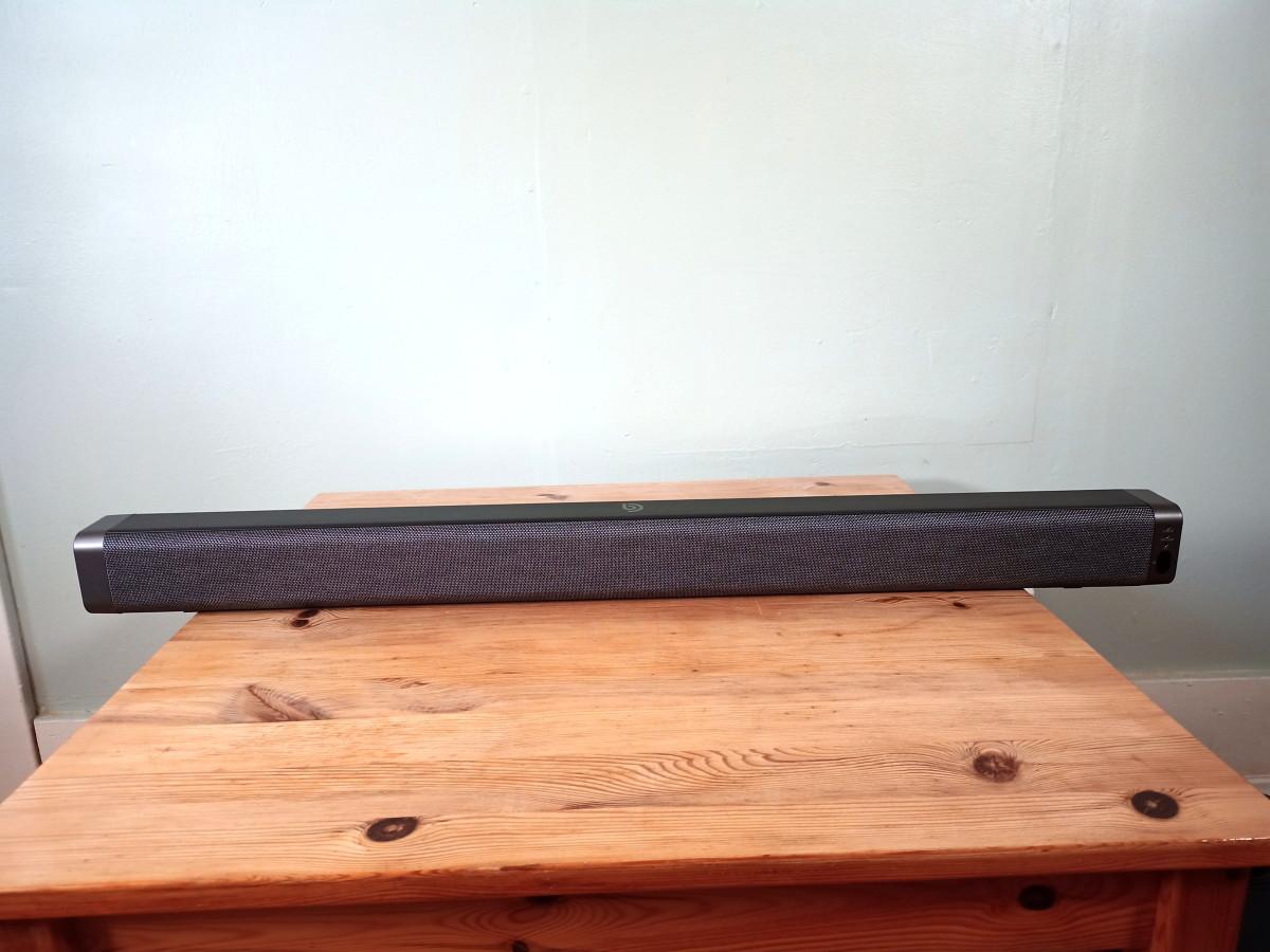 The Bomaker Odine soundbar