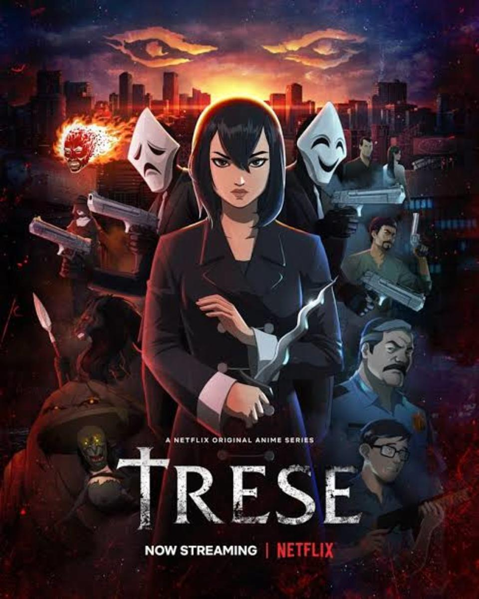 'Trese': A Gritty and Immersive Anime that's Painfully Relatable