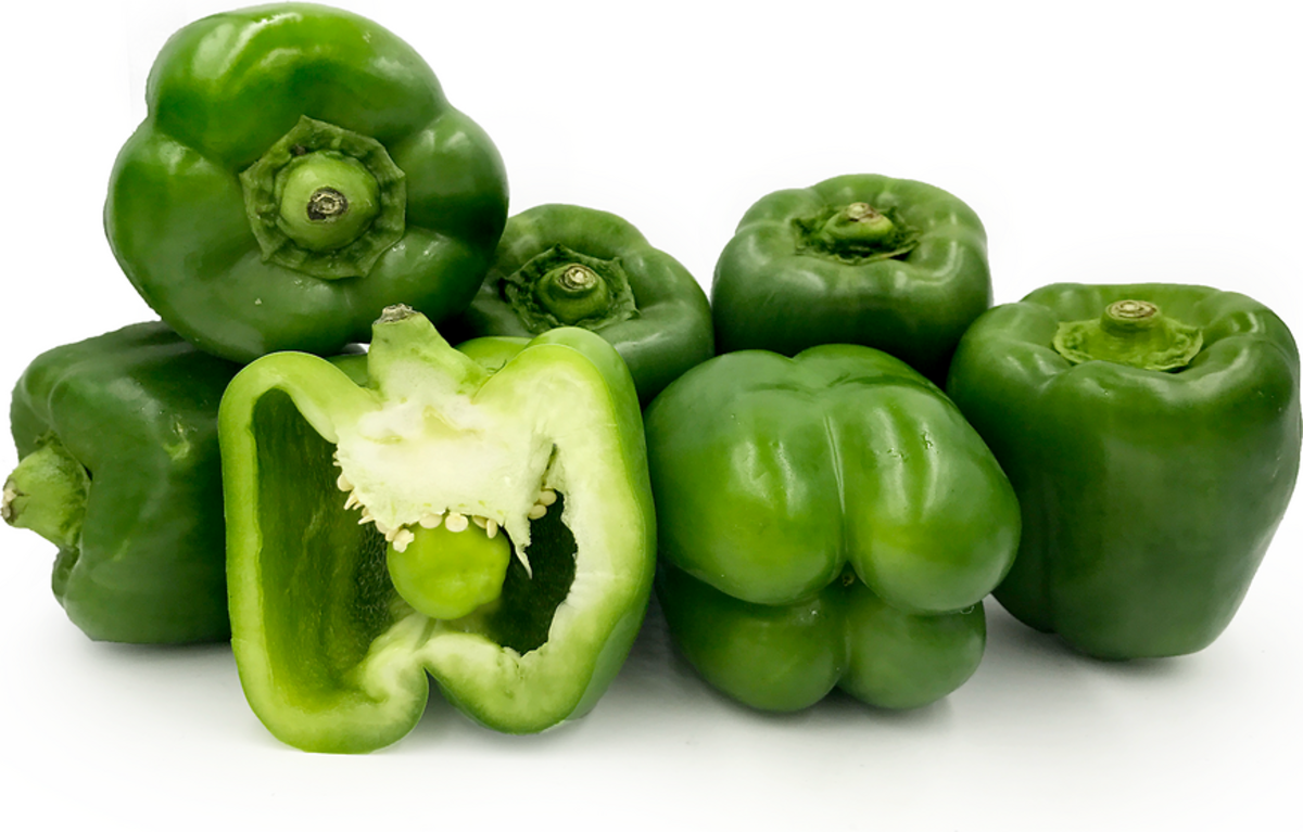 green-peppers-and-their-health-benefits