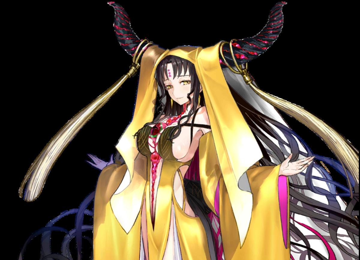 Kiara's demon form