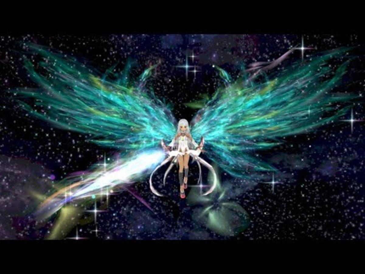 Fairy Snow Photon Ray