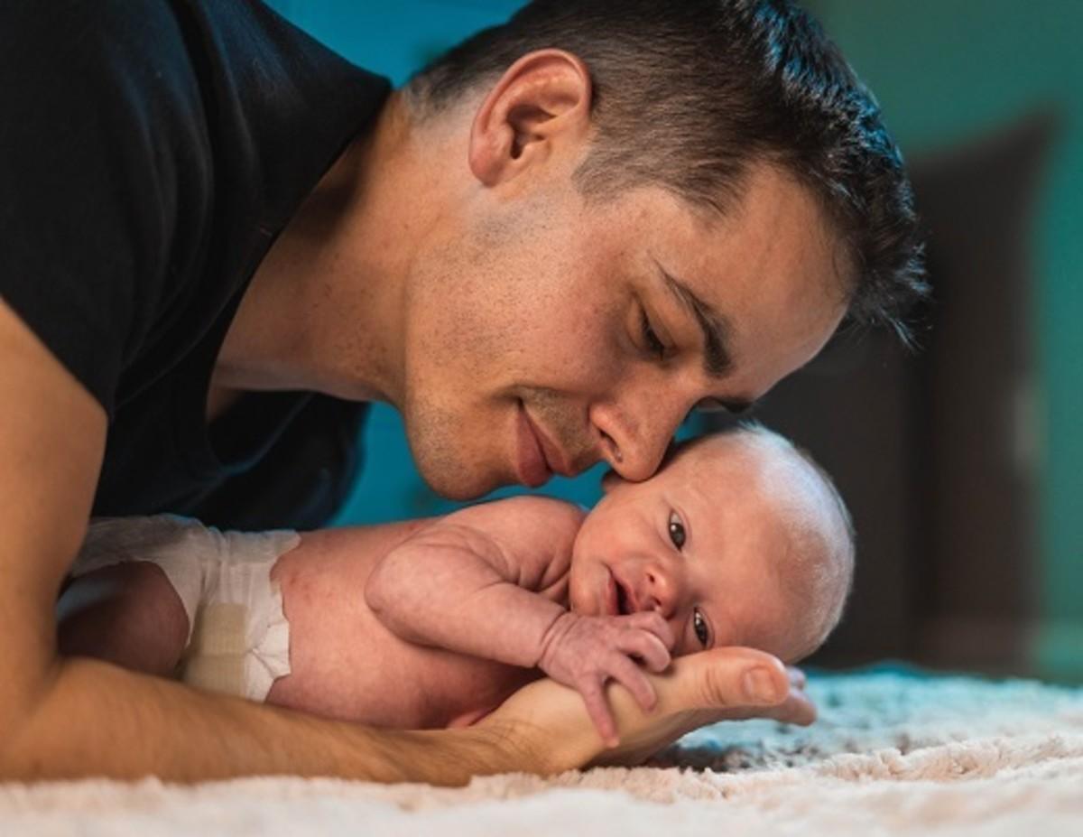 Pic: Adnan Has a Son