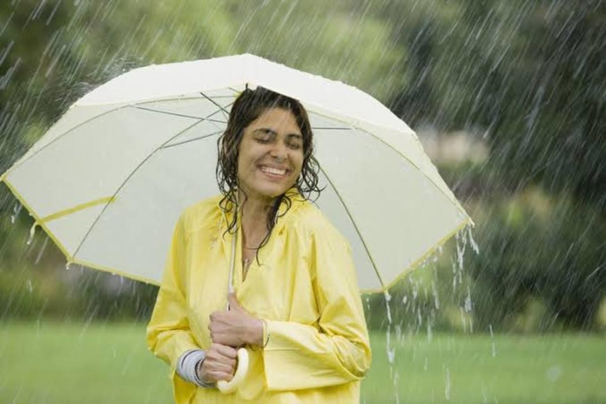 Rain & Love