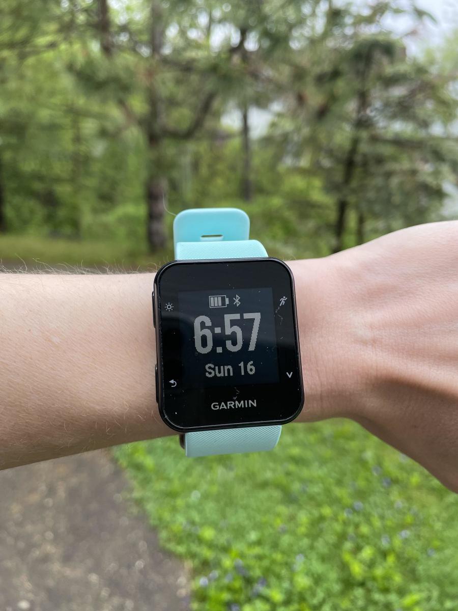 My Review of the Garmin Forerunner 35 Watch