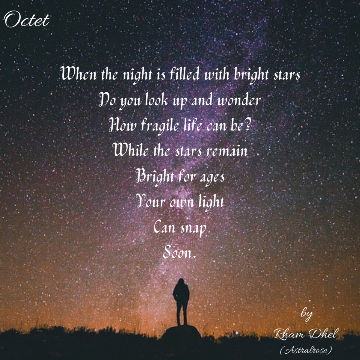~another example of a poem in octet form~