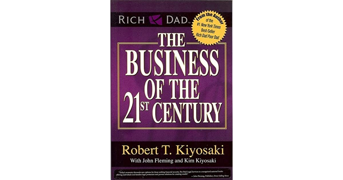 [Book Review] - Business of the 21st Century