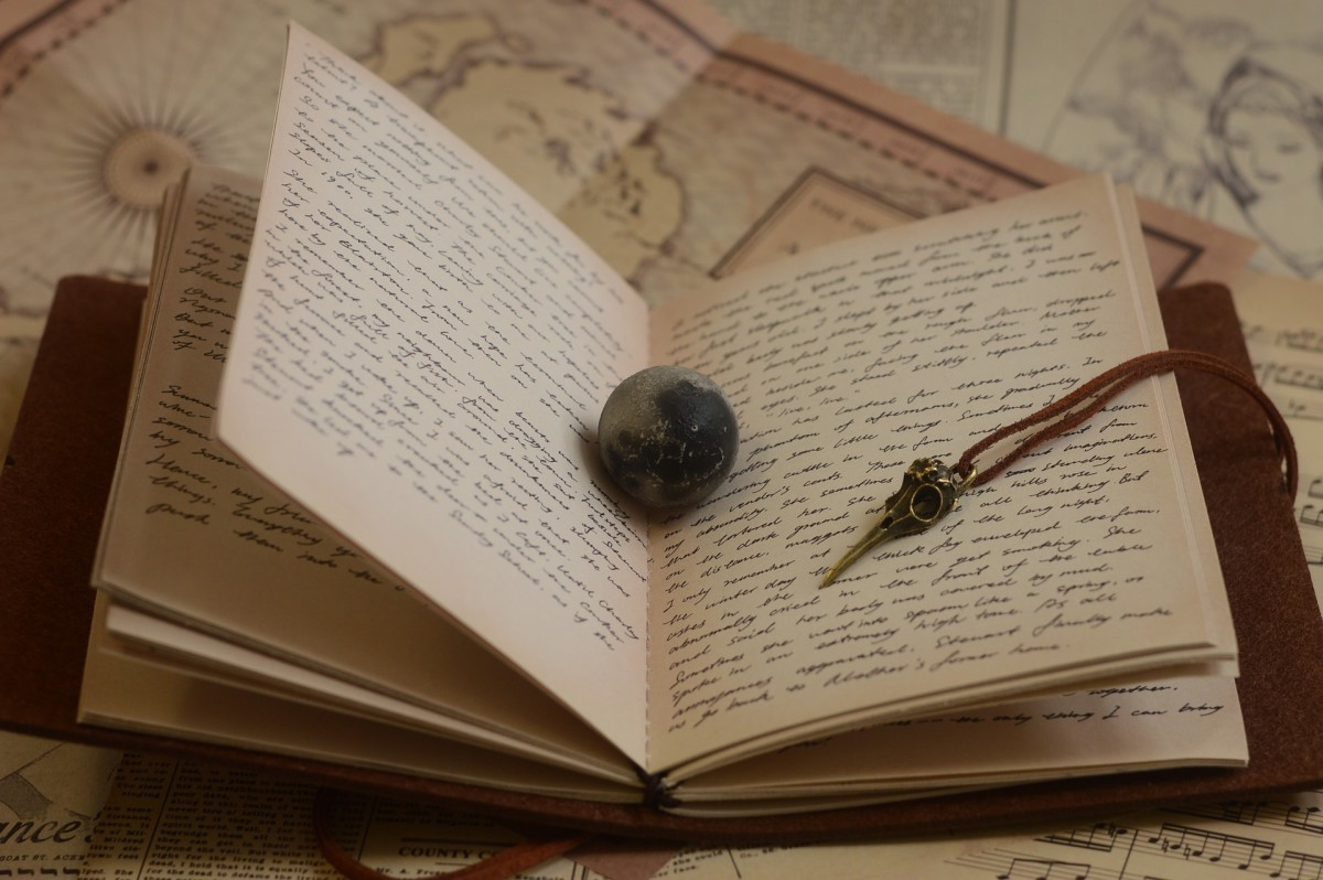 The Book of My Life ~ Old Memories Linger (a Poem)
