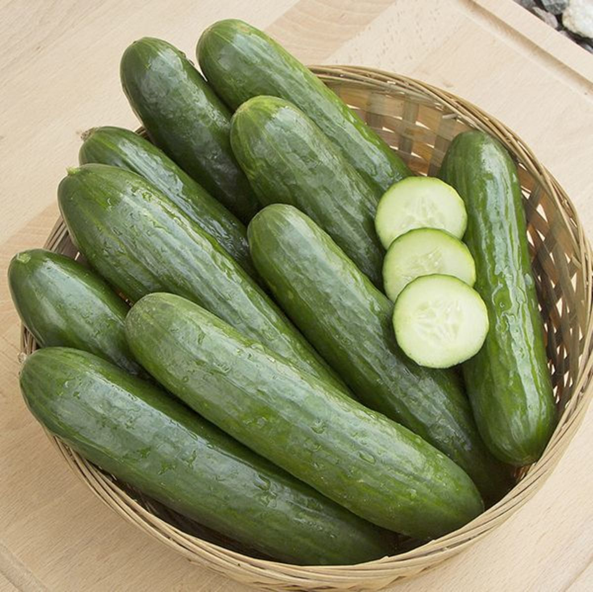 Cucumbers and Their Health Benefits