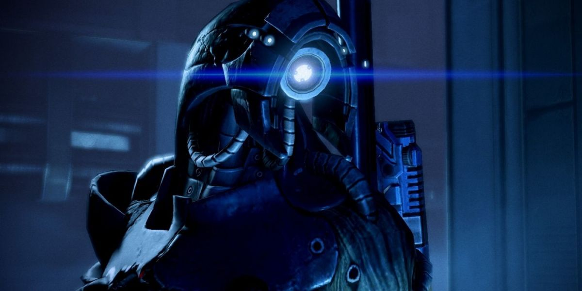 """Legion in """"Mass Effect 3."""""""