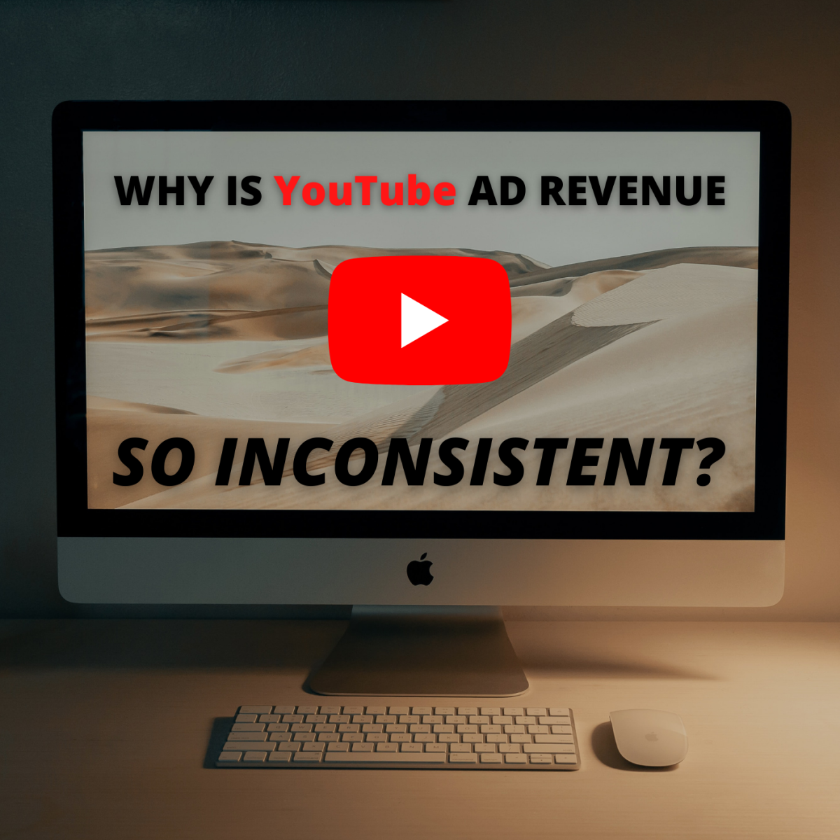 YouTube monetisation can be a great way to earn extra income, but for many, this income isn't consistent.