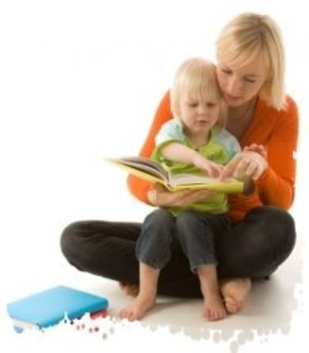 Homeschooling Preschool and Kindergarten