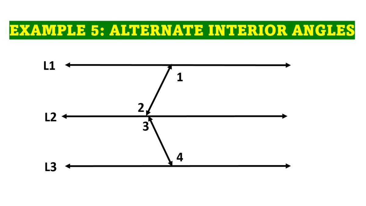 Alternate Interior Angle Theorem Problem