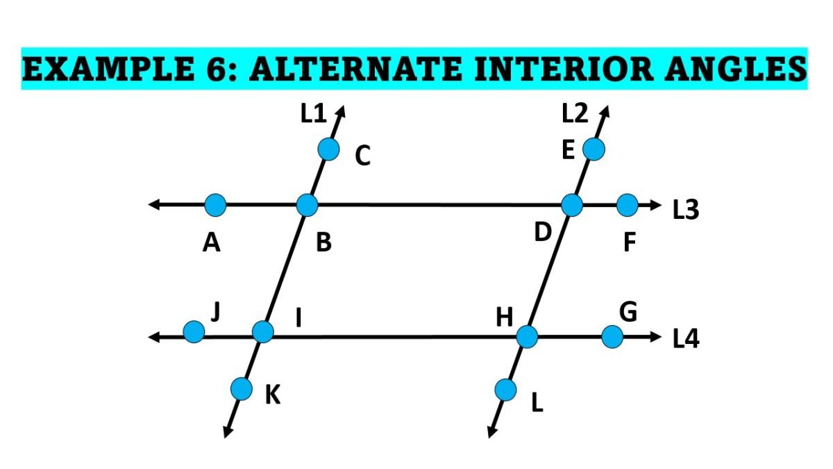 The Converse of Alternate Interior Angle Theorem Problem