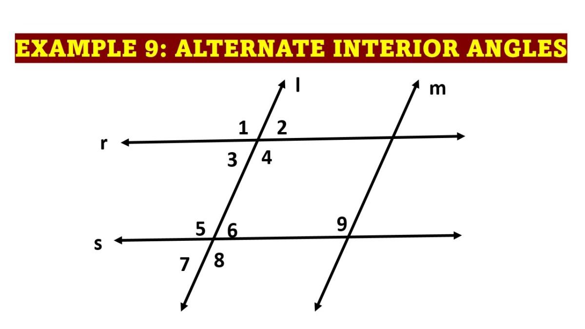 Congruent Alternate Interior Angles