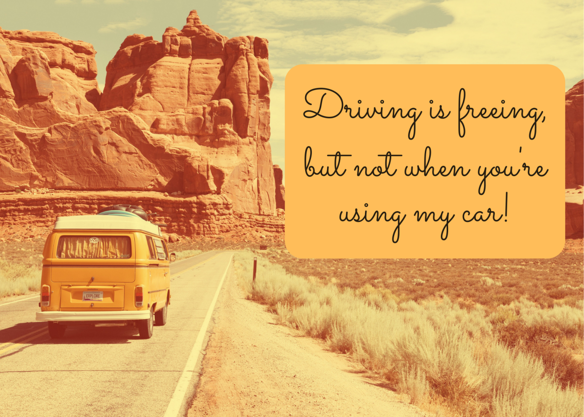 Sometimes, a new driver feels like a mixed blessing to their parents!