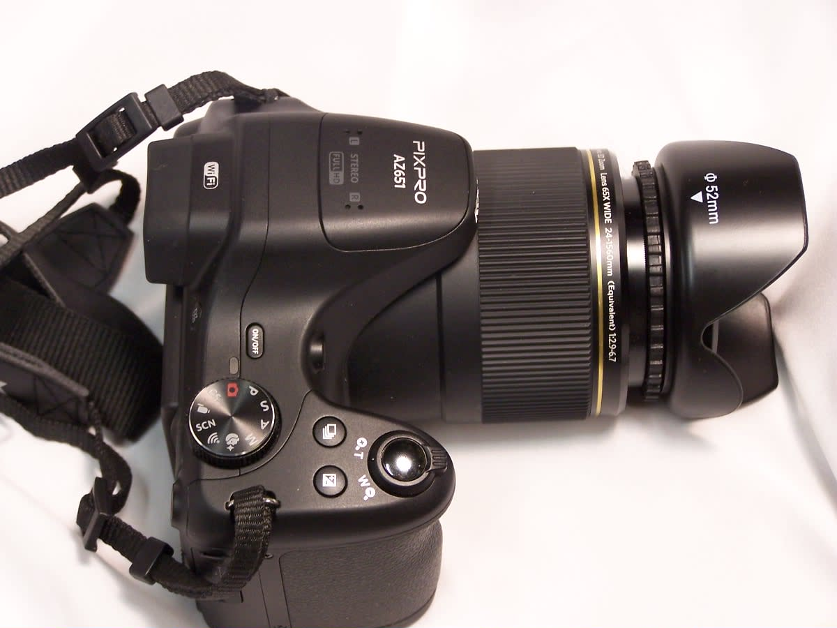 Adding a lens hood can further expand your enjoyment.