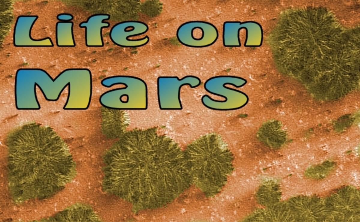 Life on Mars? - Mystery Files