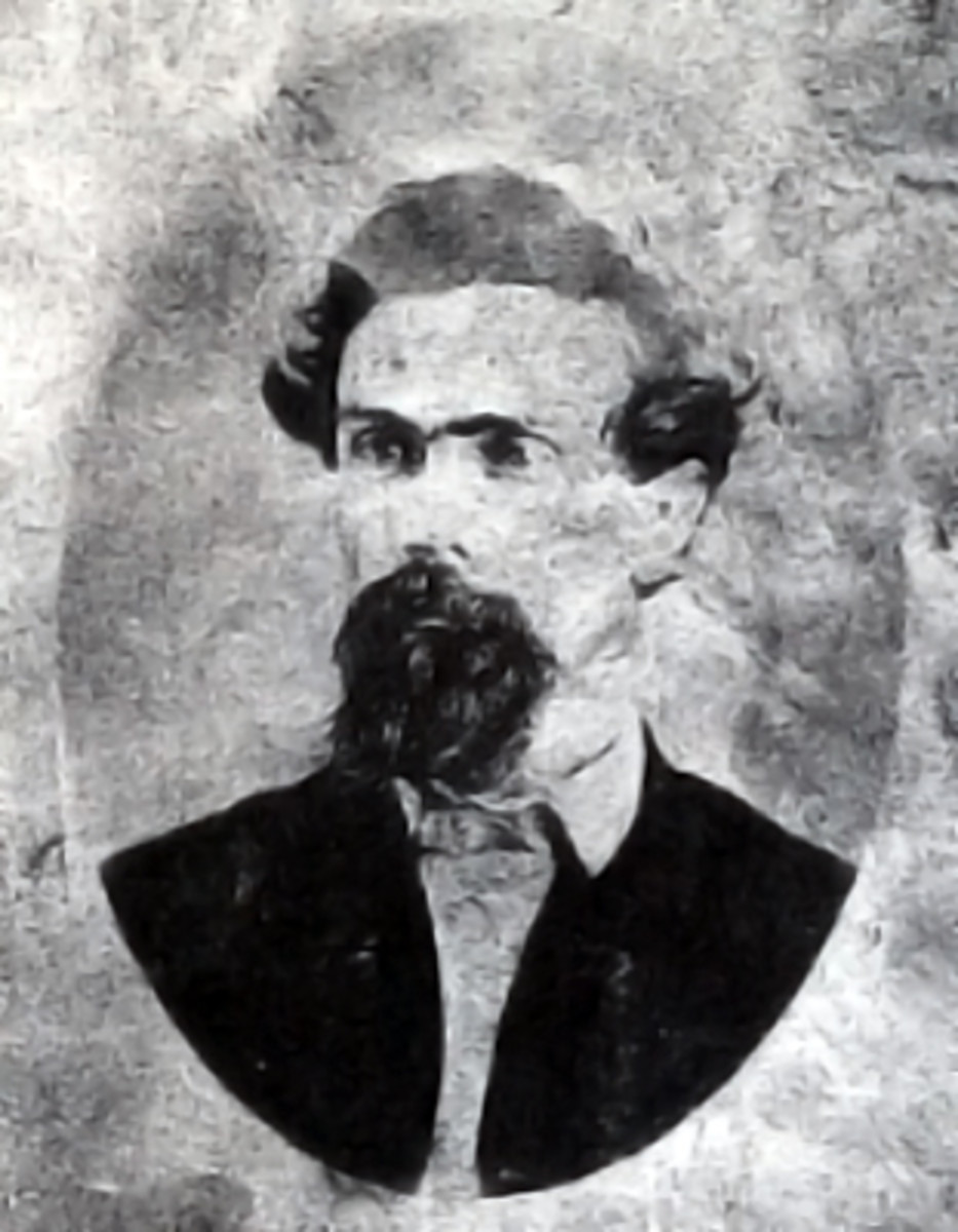 Frank Reno was the leader of the gang.