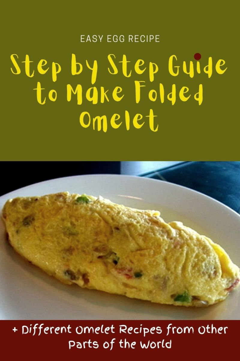 How to Make an Omelet With Fillings - Quick Breakfast Ideas