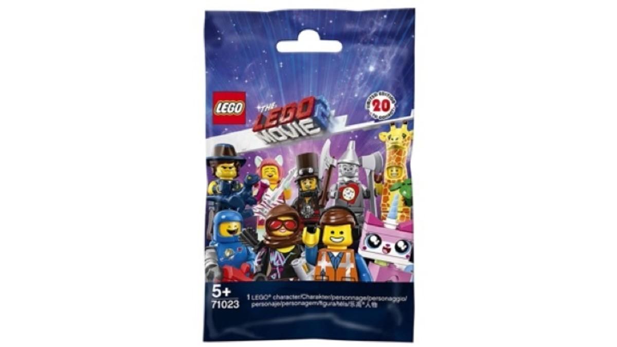 The LEGO Movie 2 CMF Bag